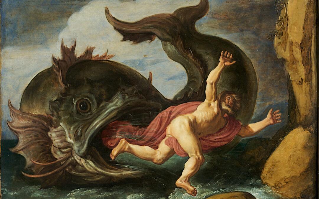 Nella pancia della balena